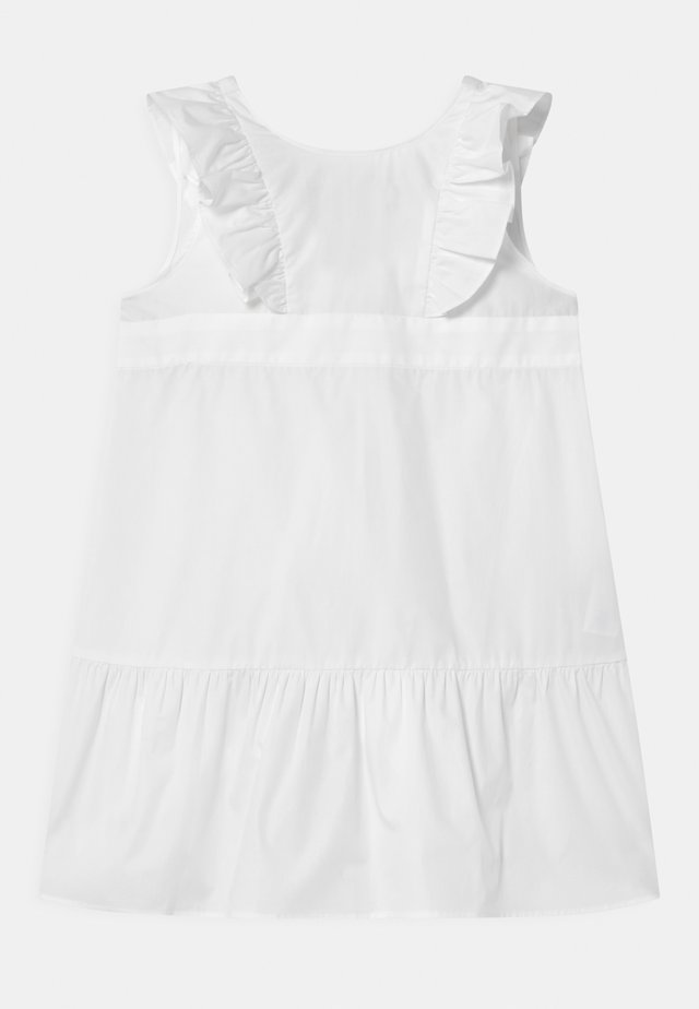 CALLUNA - Day dress - bright white