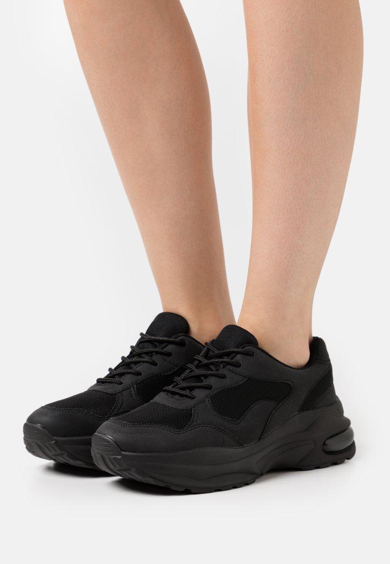 Even&Odd - Sneakers laag - black
