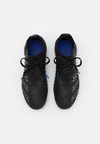 adidas Performance - PREDATOR FREAK .1 FG UNISEX - Moulded stud football boots - black - 3