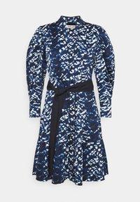 Diane von Furstenberg - DIANA DRESS - Shirt dress - blue - 5