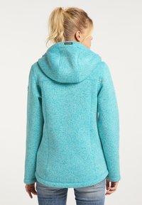 Schmuddelwedda - Winter jacket - türkis melange - 2