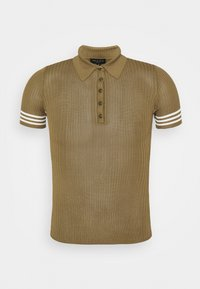 rag & bone - PEYTON BLACK LABEL - Polo shirt - deepolive - 0