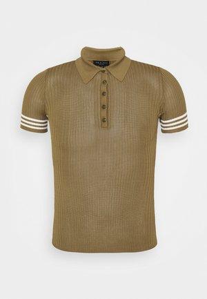 PEYTON BLACK LABEL - Poloshirt - deepolive