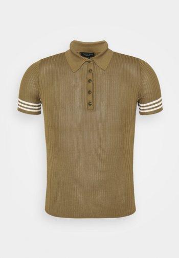 PEYTON BLACK LABEL - Polo shirt - deepolive