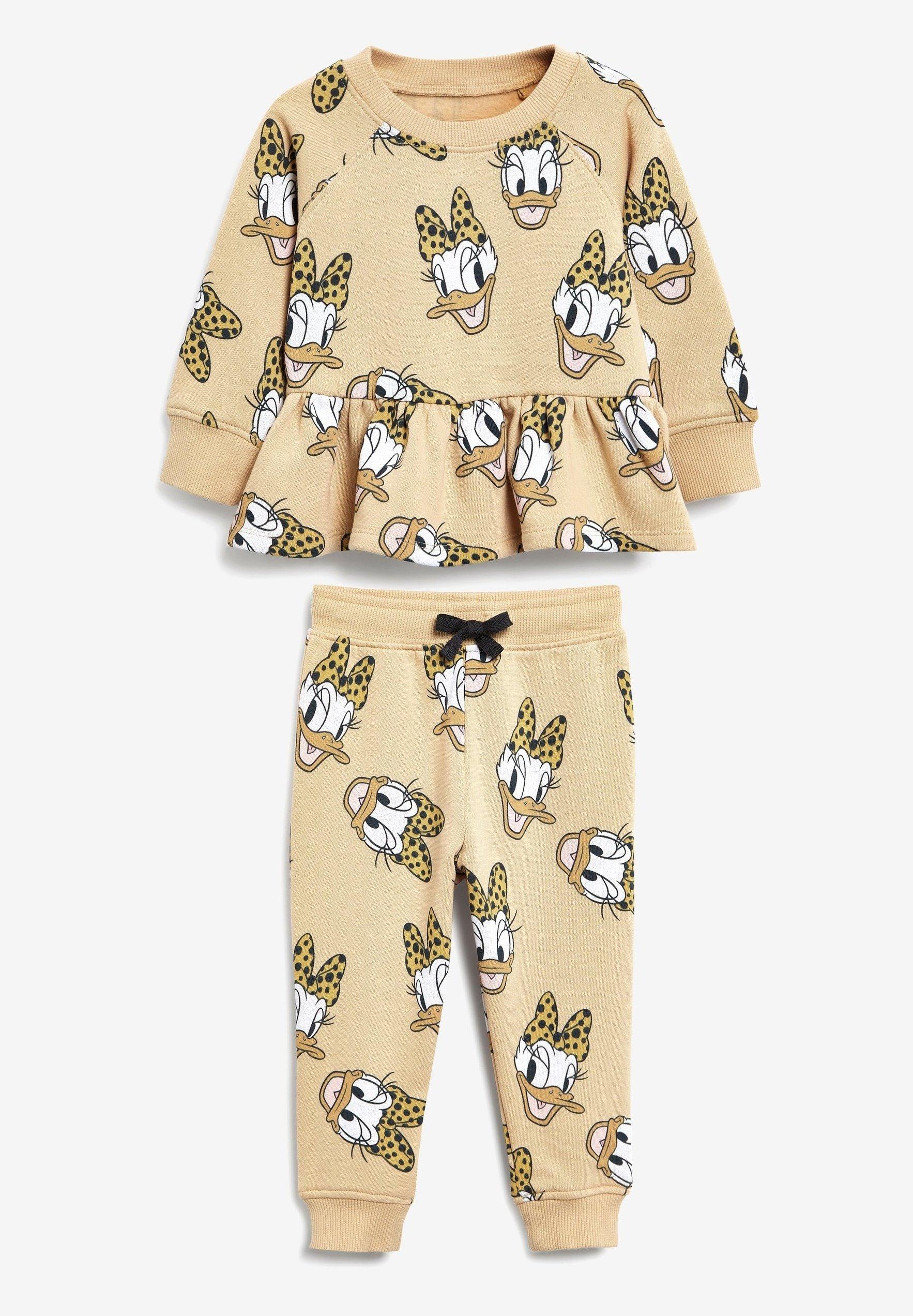 Enfant DISNEY DAISY DUCK SWEAT TOP AND JOGGERS SET - Sweatshirt