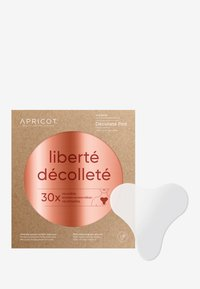 APRICOT - DÉKOLLETÉ PAD WITH HYALURON - Skincare tool - - - 0