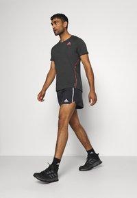adidas Performance - SATURDAYSPLIT - Sportovní kraťasy - black/gresix - 1