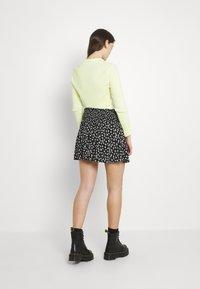 EDITED - SAGE SKIRT - Mini skirt - dark daisy - 2