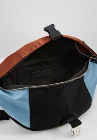 Marni - Bum bag - lake/rust/black - 4