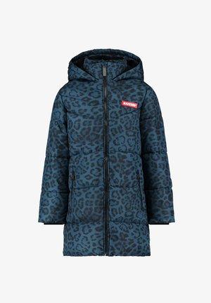 Winter coat - iron blue