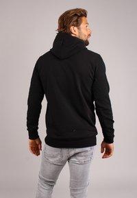 Gabbiano - Hoodie - black - 1