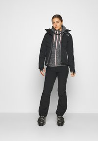 Roxy - ELECT FEELIN - Fleece jacket - anthracite - 1