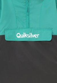Quiksilver - LAZY LEFT - Jas - sea blue - 3