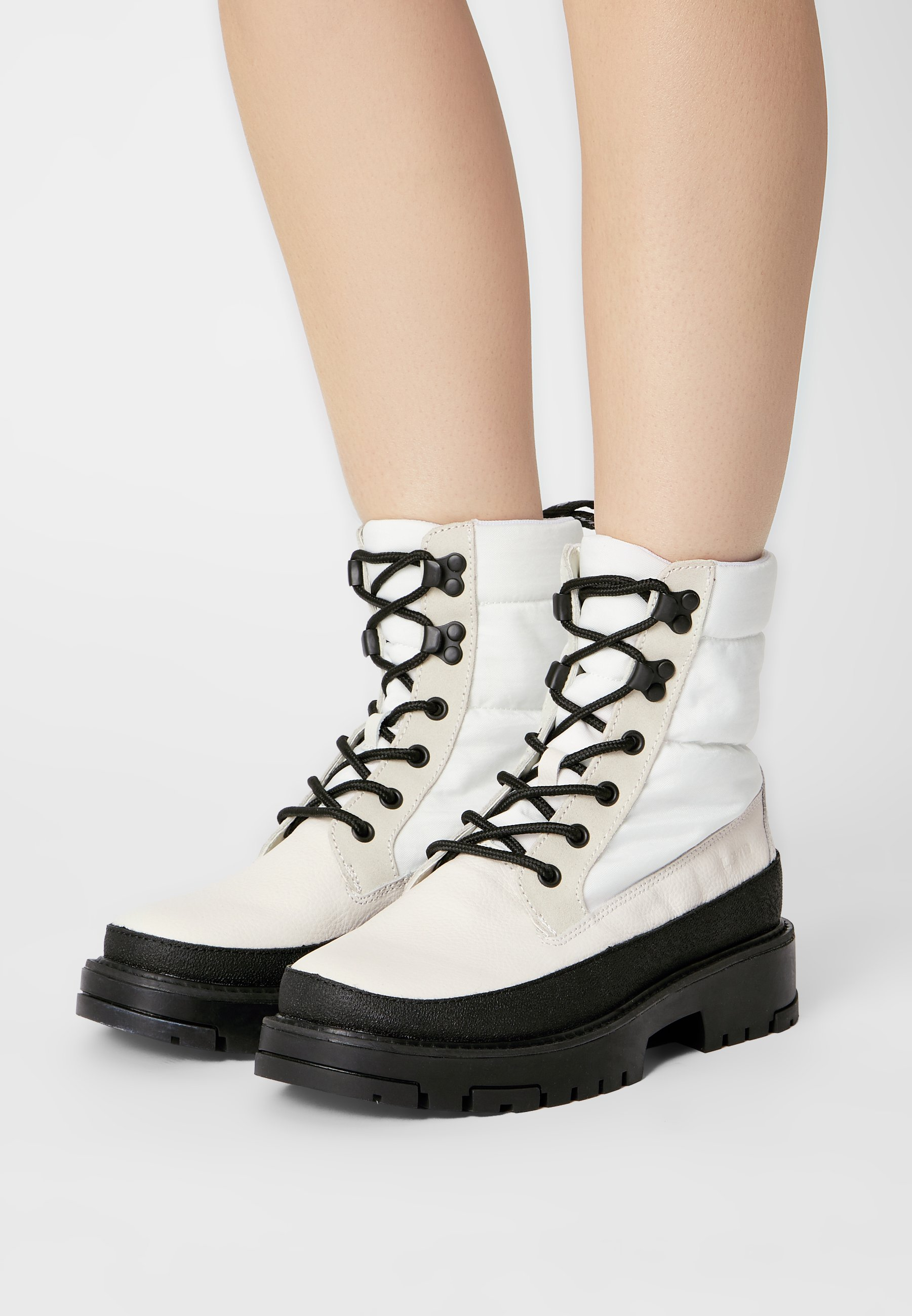 Women SOLVI  - Lace-up ankle boots