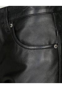 JCC - Leather trousers - black - 1