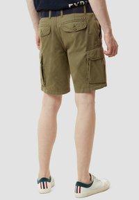 Napapijri - NORE - Shorts - olive green - 2