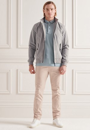 HARRINGTON - Korte jassen - flat grey
