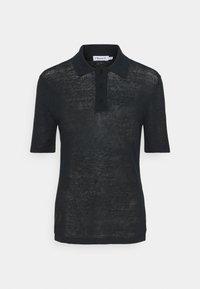 Filippa K - ANGELINE - Polo shirt - black - 3