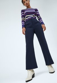 Pepe Jeans - Tracksuit bottoms - dunkel ozaen blau - 0