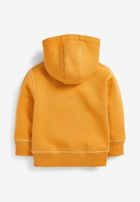 Next - ESSENTIAL - Zip-up hoodie - yellow - 1