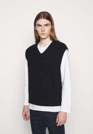 Pullover - black navy