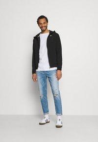 K-Way - RAINER FUNCTION UNISEX - Summer jacket - black pure - 1