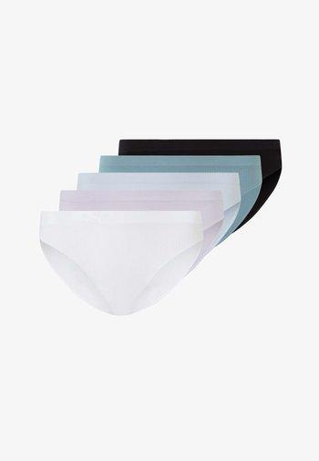 5 SEAMLESS - Slip - multi coloured