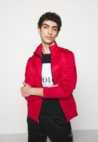 Polo Ralph Lauren - TRACK - Tröja med dragkedja - red - 3