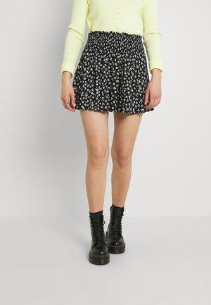 SAGE SKIRT - Mini skirt - dark daisy