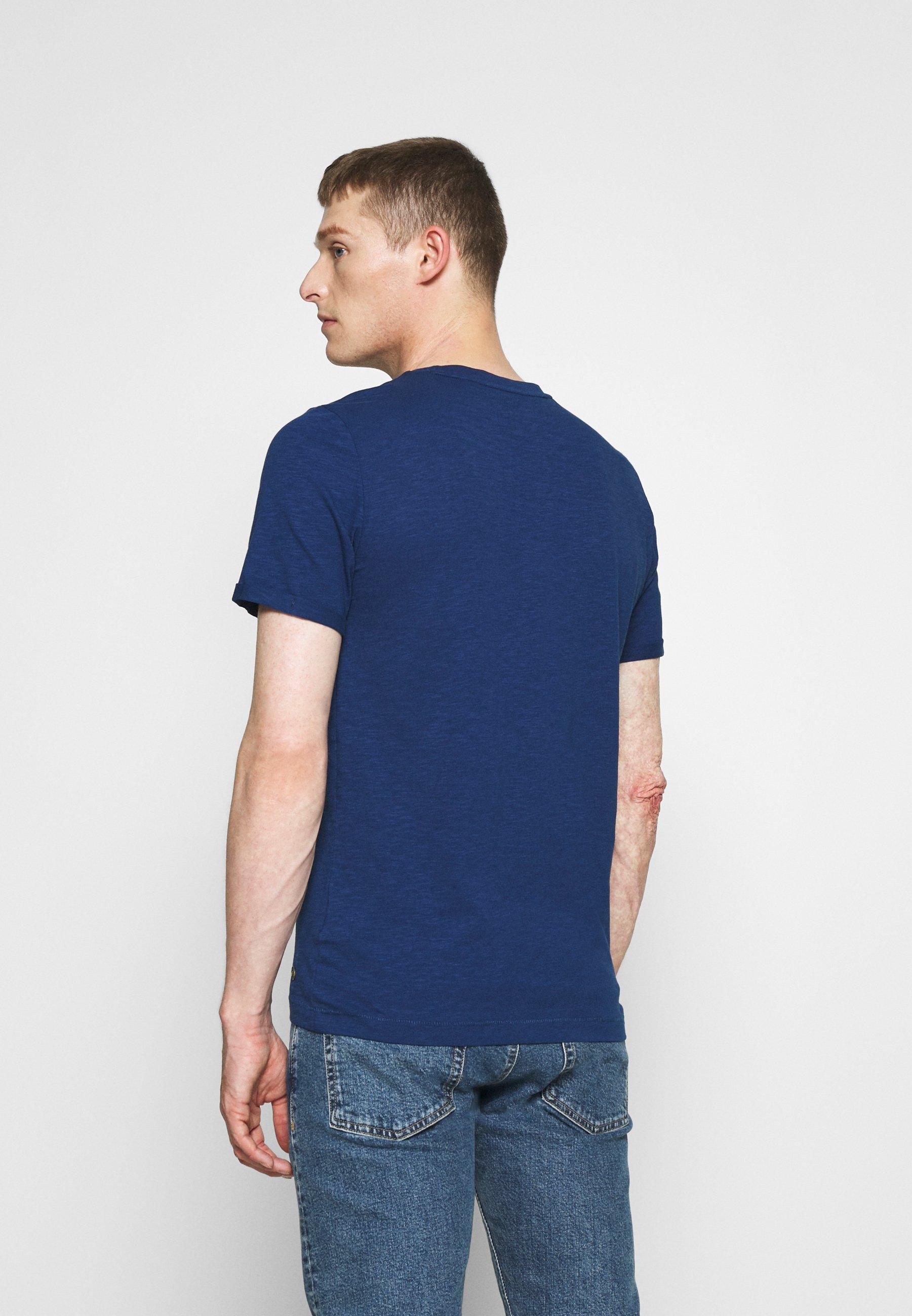 Mustang ALEX C - Print T-shirt - dark blue pXZFl