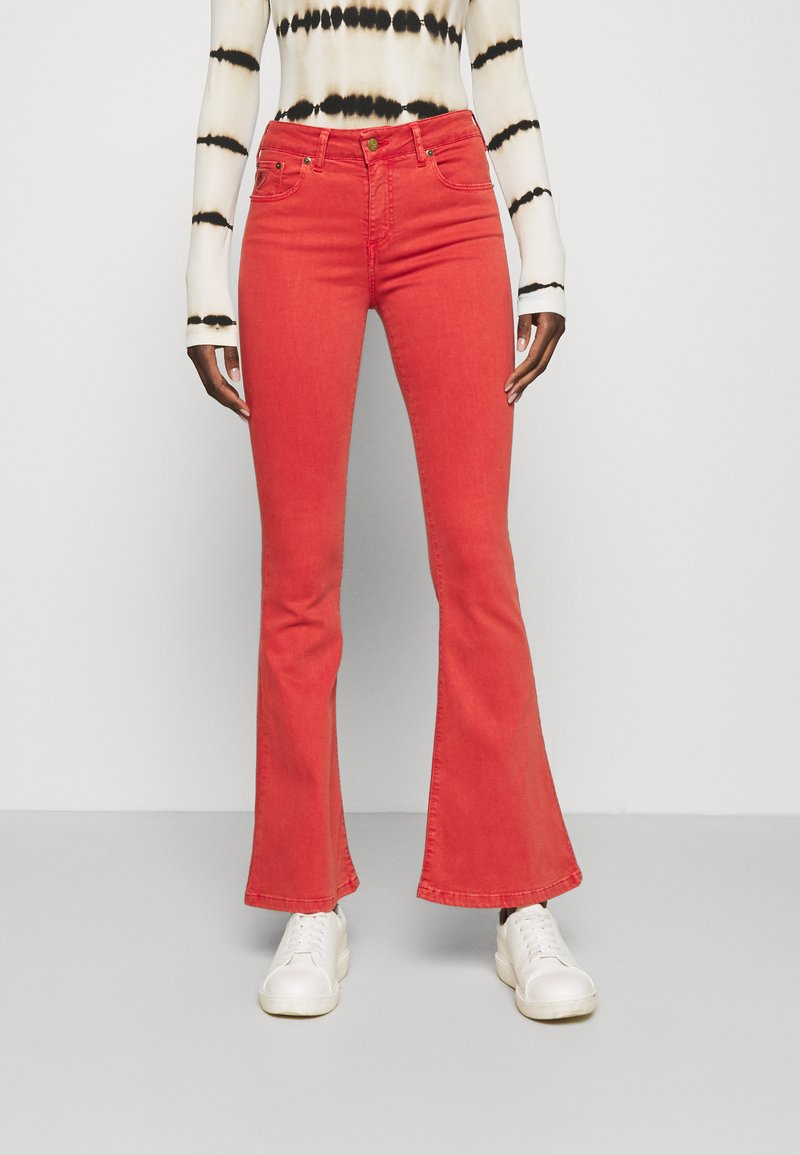 LOIS Jeans - RAVAL - Trousers - cayenne
