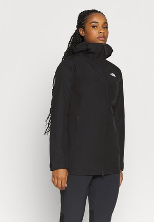 HIKESTELLER FUTURELIGHT - Hardshelljacke - black