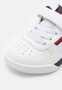 Polo Ralph Lauren - KEELIN  - Baskets basses - white/navy/red - 5