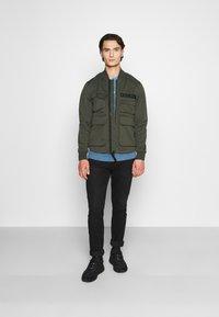 G-Star - MULTIPOCKET - Summer jacket - asfalt - 1