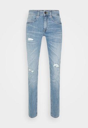 MILANO DESTROY - Jeans Slim Fit - jordan blue