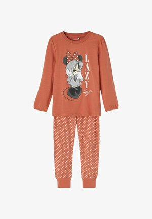 MINNIE - Pyjama - etruscan red
