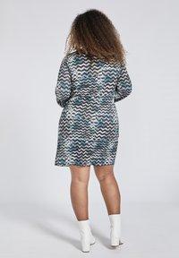 SPG Woman - Etui-jurk - dark turquoise - 2