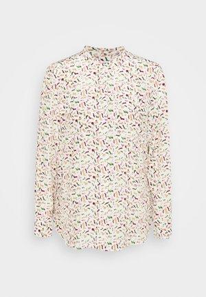 SHOE PRINT  - Button-down blouse - multi