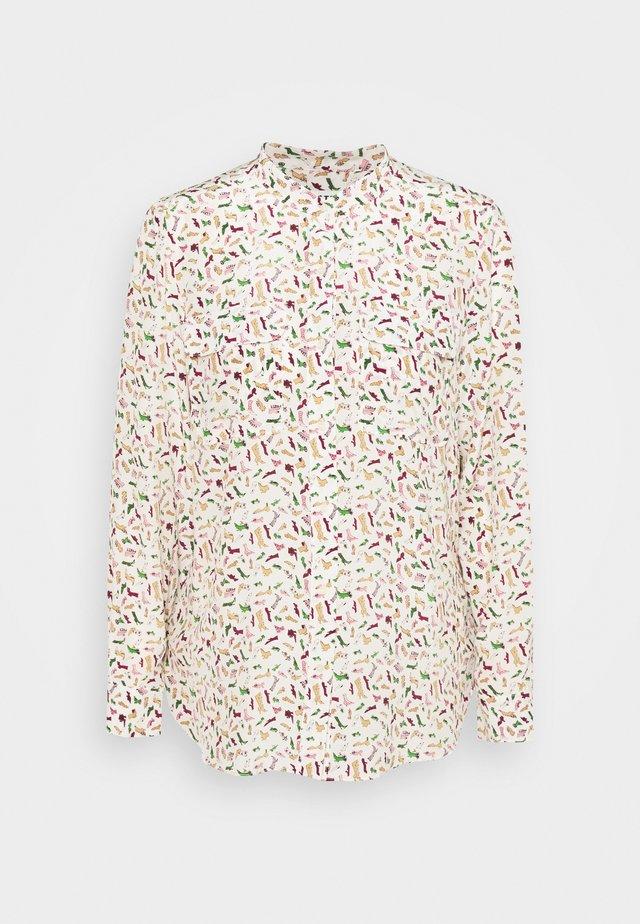 SHOE PRINT  - Camicia - multi