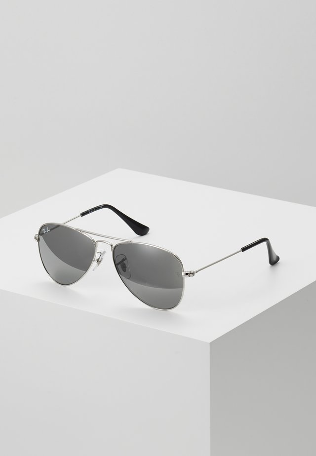 JUNIOR AVIATOR - Sunglasses - silver-coloured