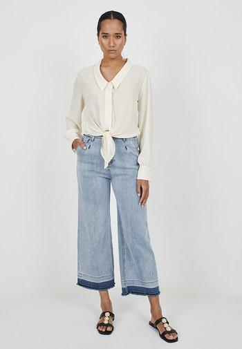 Flared Jeans - azul