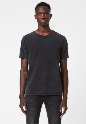 CREW - Basic T-shirt - black