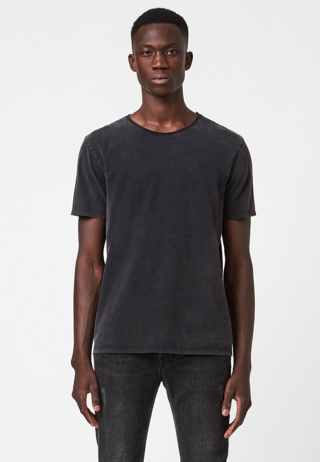 CREW - T-shirts basic - black