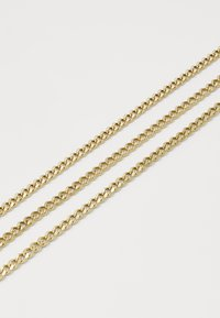 Vitaly - MIAMI UNISEX 3 PACK - Collana - gold-coloured - 3