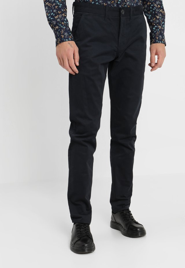 PRISTU - Pantalones chinos - dark navy