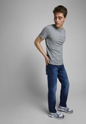 LOOSE FIT JEANS CHRIS ORIGINAL JJ 253 - Straight leg jeans - blue denim