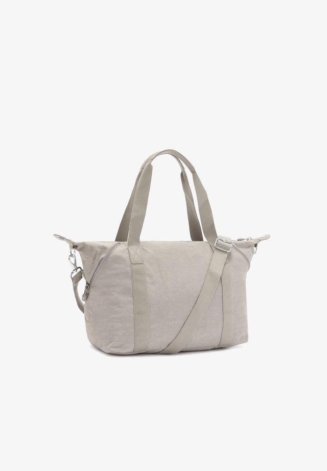 Shopping bag - grey gris