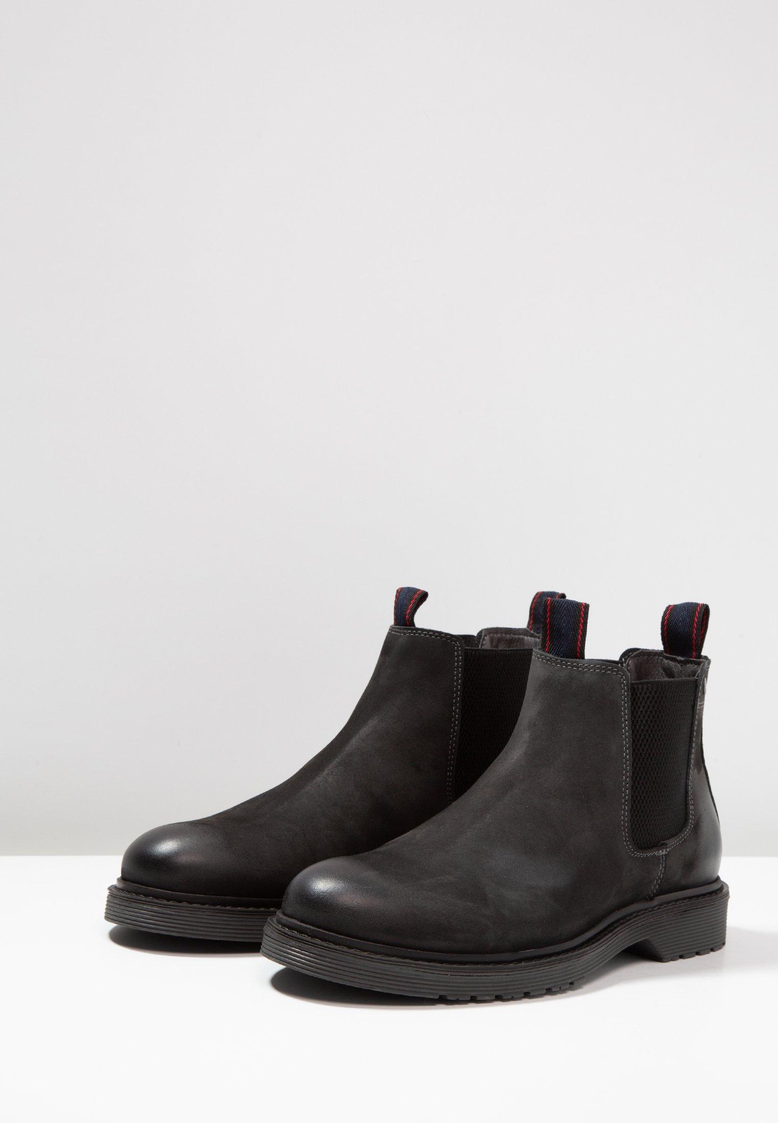 Men JFWLEYTON - Classic ankle boots