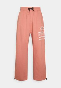 RETHINK Status - UNISEX  - Pantalon de survêtement - light mahogany - 6