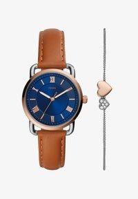 Fossil - COPELAND - Watch - brown - 0